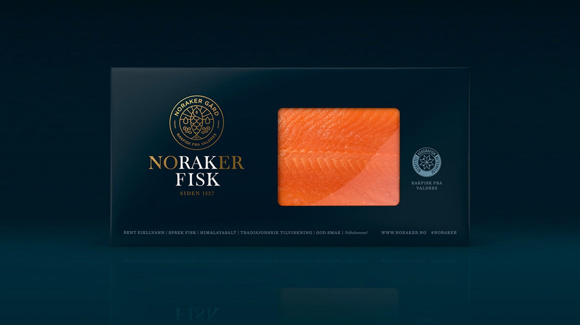 Graphis GOLD for Noraker Branding