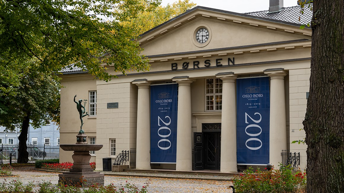 Oslo Stock Exchange celebrates 200 years